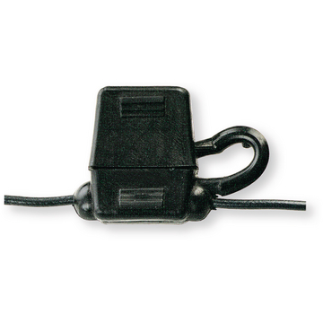 Porta minifusibles 1C, para sección de cable 3,5 mm²